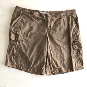 Columbia Sportswear Hiking Outdoor Shorts Tan
